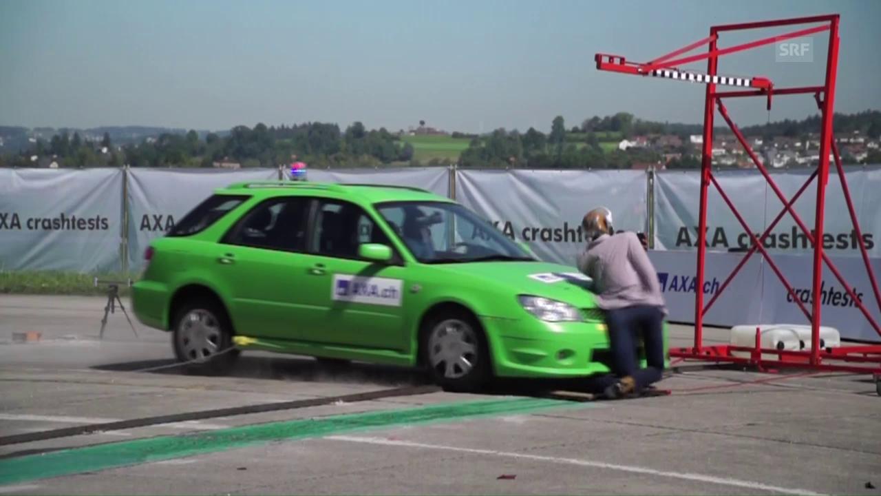 Crash-Test Axa