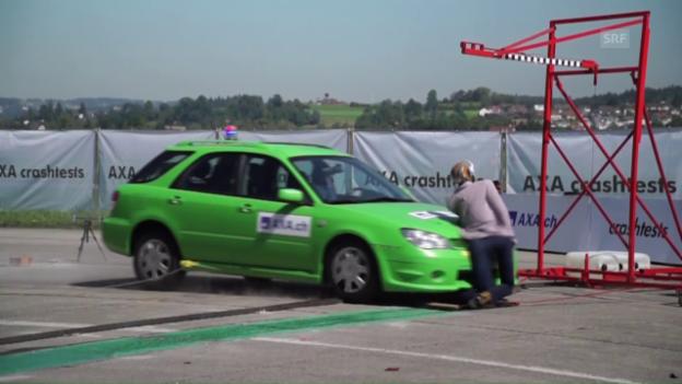 Video «Crash-Test Axa» abspielen