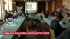 Video «Nachrichtenblock Inland» abspielen