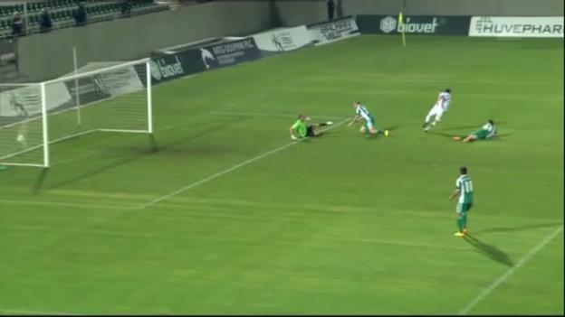 Video «CL-Quali: Ludogorets besiegt Partizan Belgrad, die Tore» abspielen