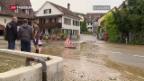 Video «Flutwarnung für die Schweiz» abspielen