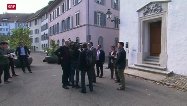 Video «Schweiz aktuell vom 02.09.2014» abspielen