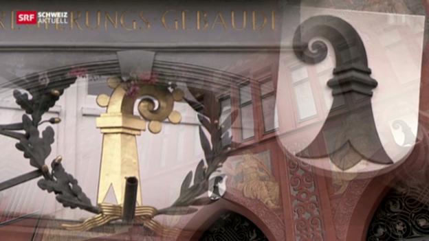 Video «Baselbieter Regierung lehnt die Fusionsinitiative ab» abspielen