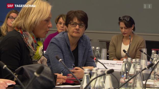 Video «Frauenorganisationen in Parteien vor dem Aus?» abspielen