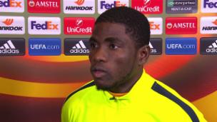 Video «Assalé: «Der Dank geht ans ganze Team» (Frz.)» abspielen