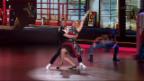 Video «Brigitte Oertli und Jürgen Schlegel - Jive - All Shook Up» abspielen