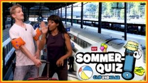 Video «1. Sommerquiz: Wo geht die Reise hin? Rate mit!» abspielen