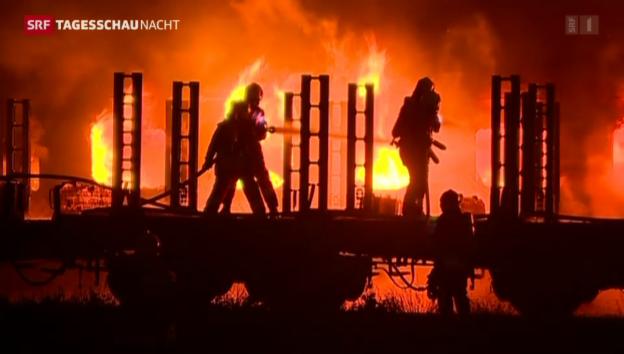 Video «Brände in Schlieren und Etzwilen» abspielen
