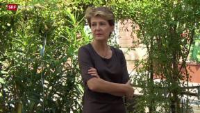 Video «FOKUS: Kritik an der Bundespräsidentin» abspielen