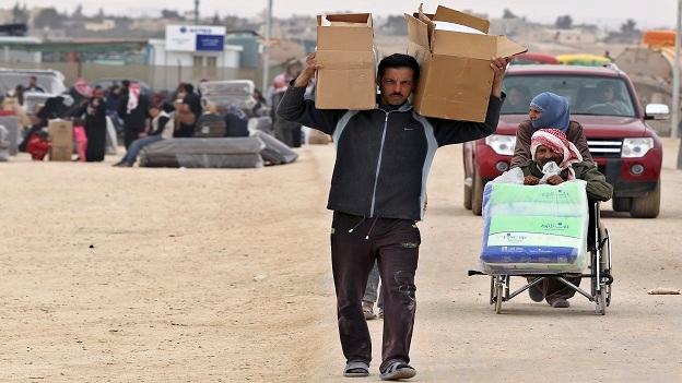 Welternährungsprogramm: «Unsere Hilfe erreicht ganz Syrien»