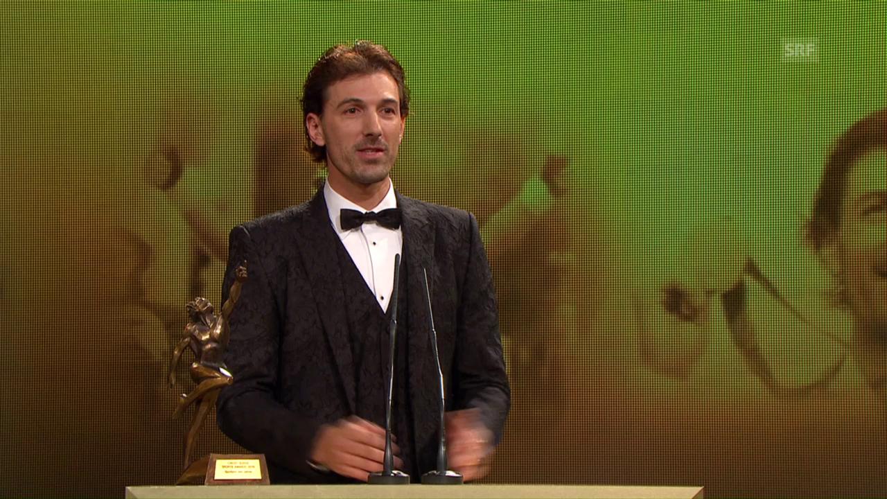 Das Wichtigste der «Sports Awards»
