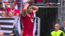 Link öffnet eine Lightbox. Video Live-Highlights Portugal - Marokko abspielen