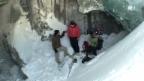 Video «Erste Klima-Skitour am Morteratsch» abspielen