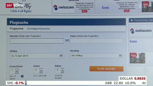 Video «SRF Börse vom 09.04.2014» abspielen