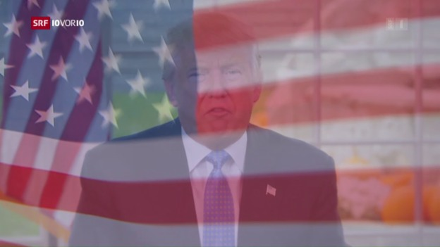 Video «Trump im Gegenwind» abspielen