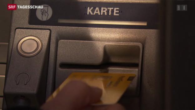 Video «Postfinance beruhigt Kunden» abspielen
