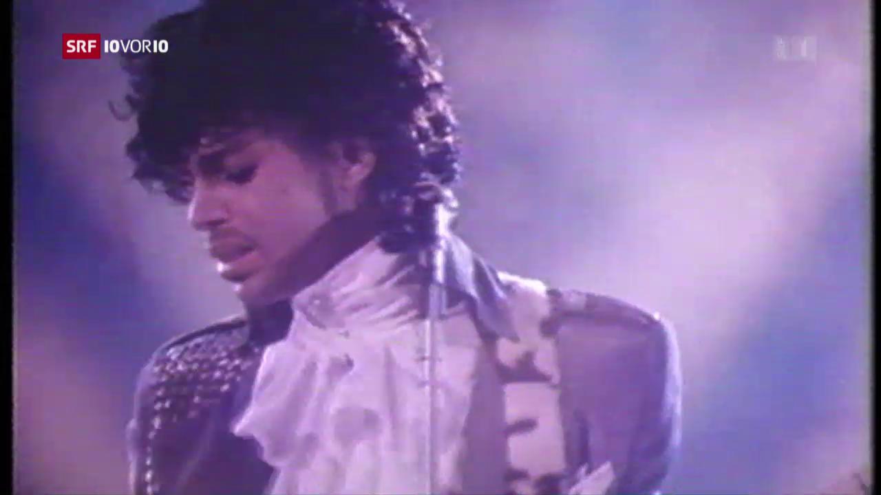 Prince ist tot