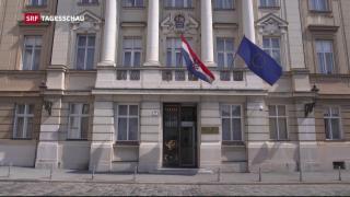 Video «Kroatien wählt ein neues Parlament» abspielen