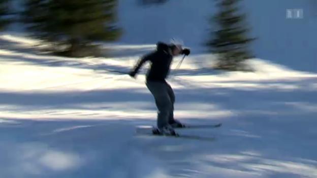 Video «Die Schneehasen im Einzelunterricht» abspielen