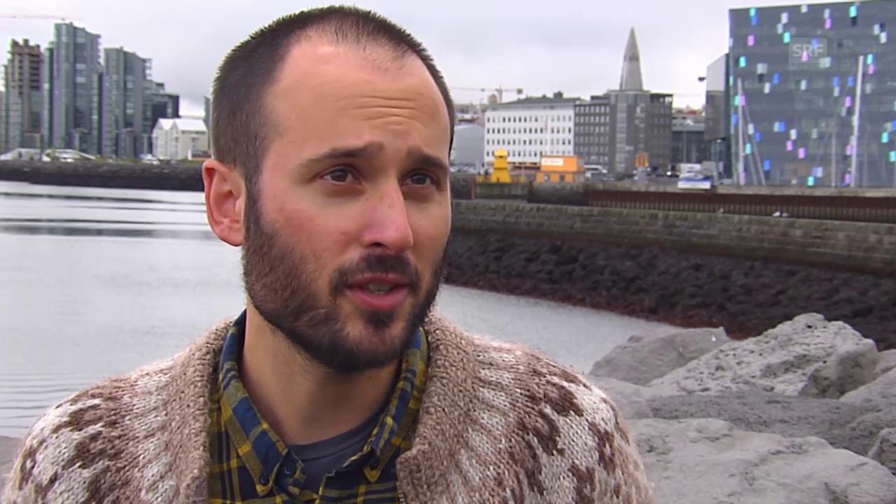 Joachim B. Schmidt über die Krise in Island