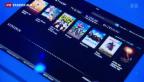 Video «Schweizer Angebot gegen amerikanisches Internet-TV» abspielen