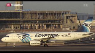 Video «EgyptAir-Unglück: Rauchalarm vor Absturz» abspielen