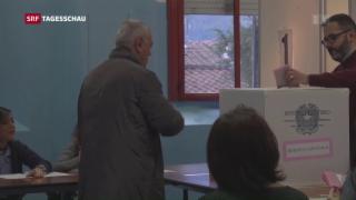 Video «Schicksalstag für Matteo Renzi» abspielen