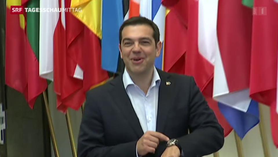 Griechenland-Krise: Wenig konkretes