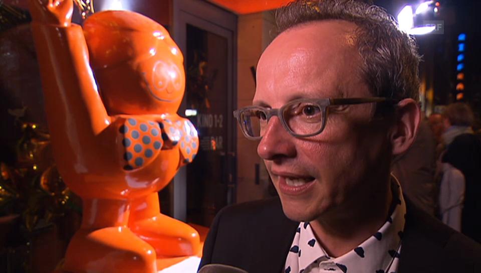 Hannes Hug über die Faszination Fernsehen