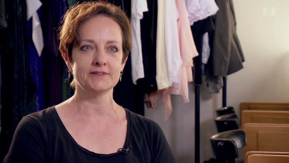 Wahlschweizerin: Tanzschulleiterin Amanda Bennett aus Texas
