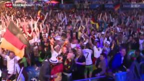 Video «Deutschland in Feierstimmung » abspielen