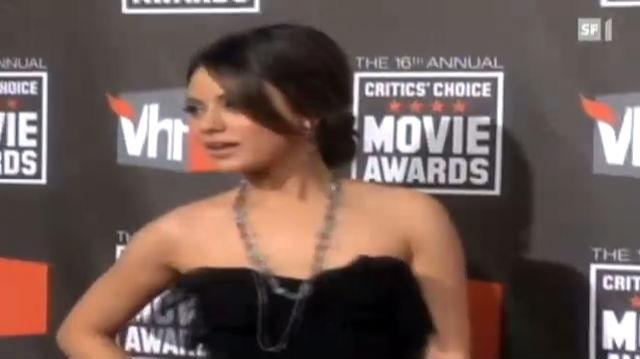 Mila Kunis ist «Sexiest Woman Alive»