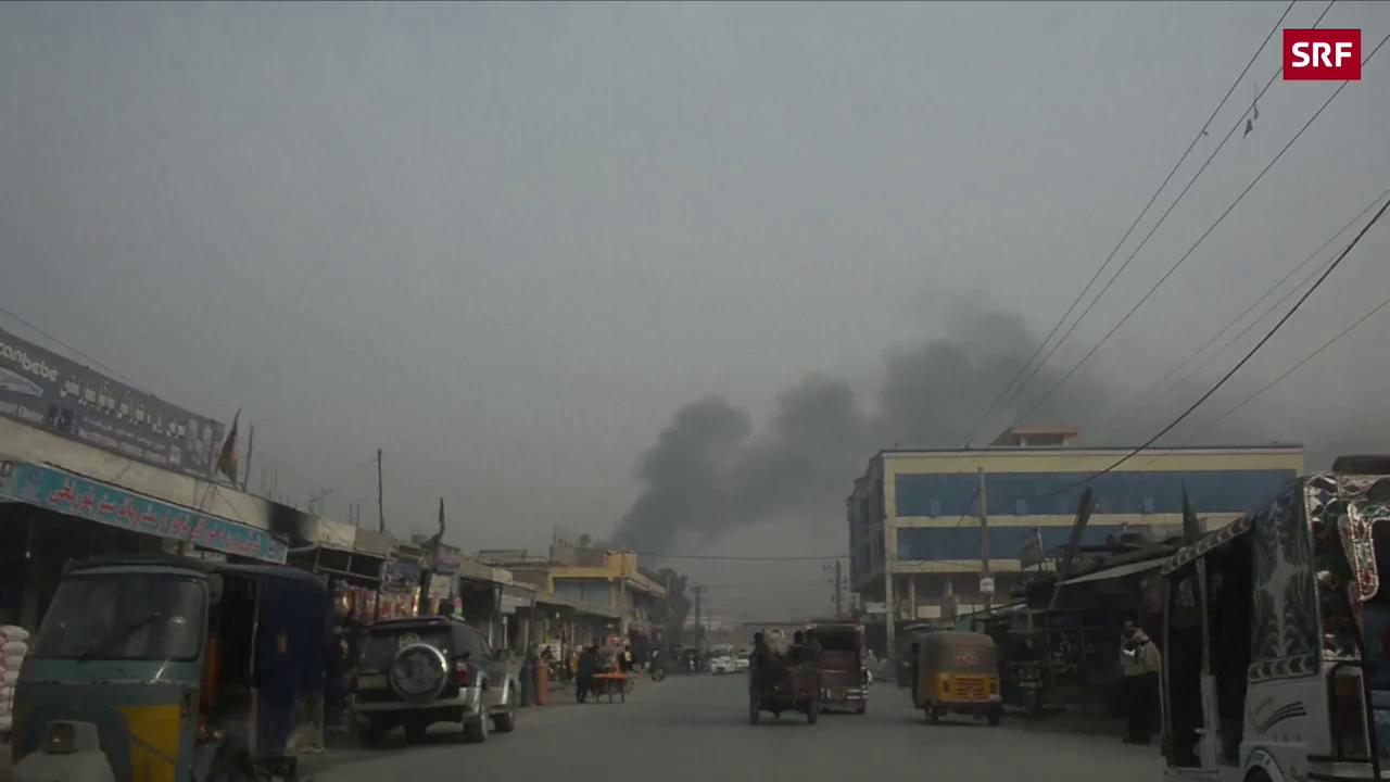 Angriff auf Kinderhilfswerk in Afghanistan