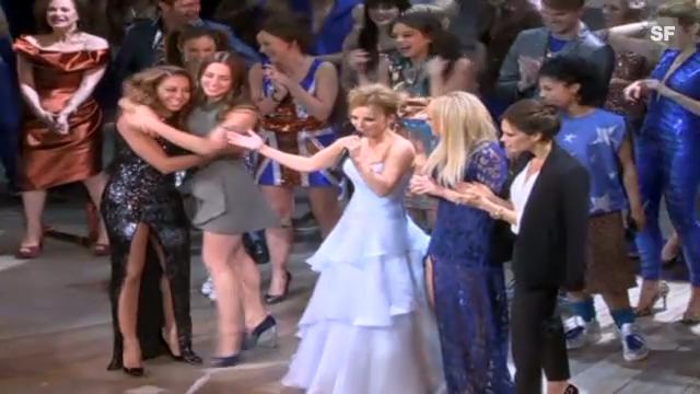 Die Spice Girls sind an der Premiere die Hauptattraktion (unkomm.)