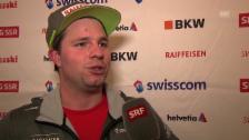 Video «Interview mit Beat Feuz» abspielen