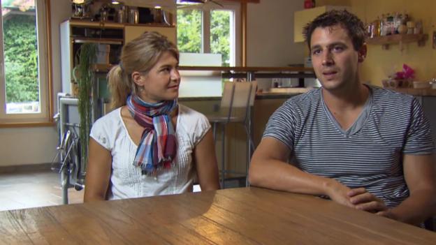 Video «Daniela Widmer und David Och über das Risiko der Reise» abspielen