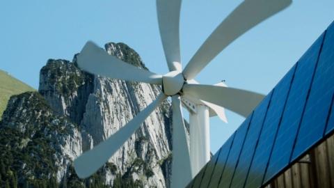 Die Selbstversorger: Windenergie (2/4)