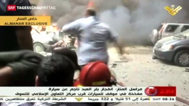Video «Anschlag in Beirut» abspielen