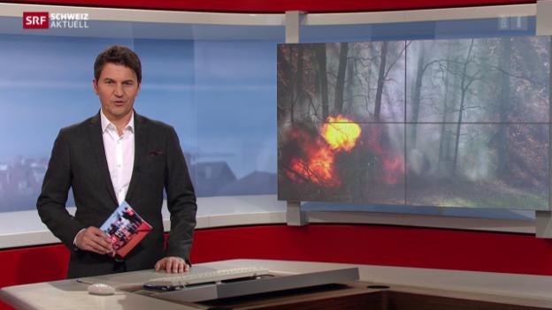 Video «Schweiz aktuell vom 17.03.2016» abspielen