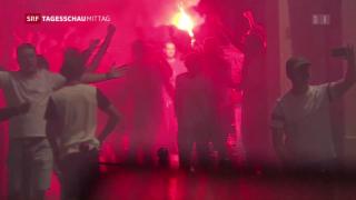 Video «Weitere Krawalle an der EURO 2016» abspielen