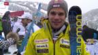 Video «Ski: Interview mit Patrick Küng» abspielen
