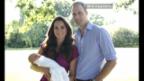 Video «Ungleiche Hochzeit und ein Foto von Prinz George» abspielen