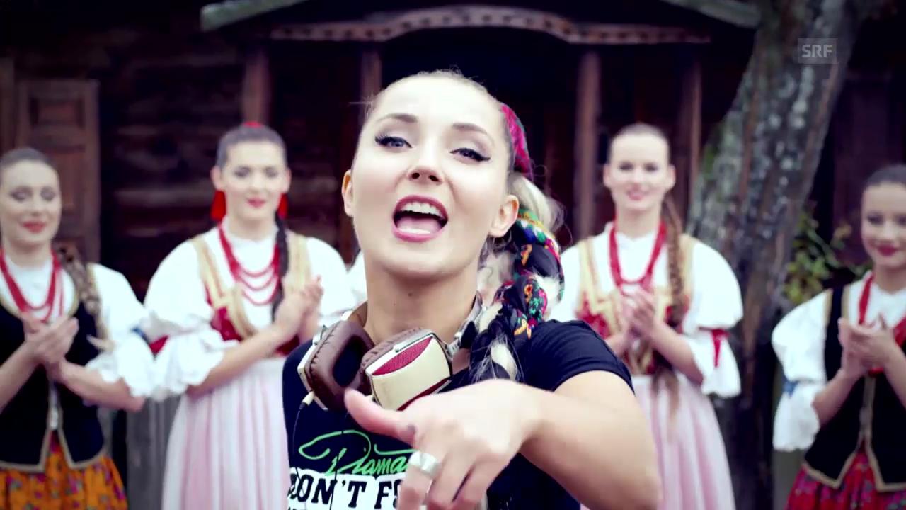Polen: Donatan & Cleo, «My Słowianie - We Are Slavic»