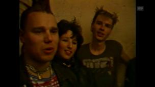 Video «Punks in Schaffhausen (1985)» abspielen