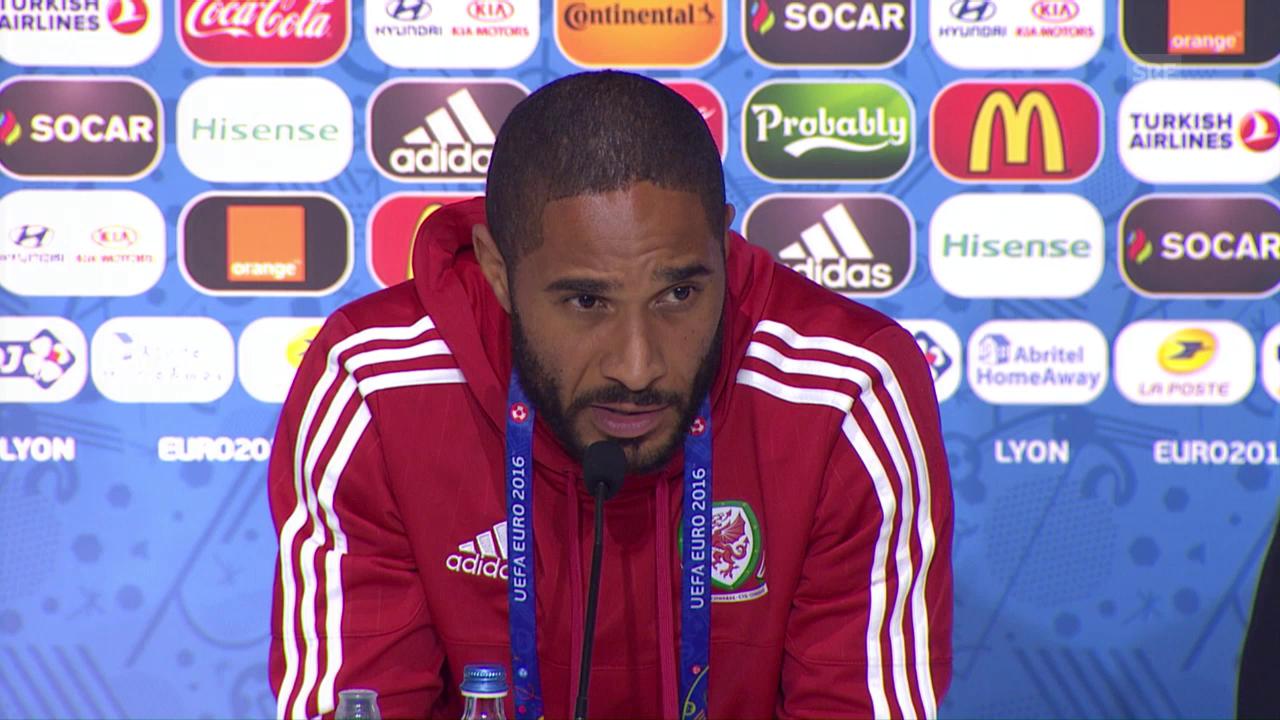 Williams und Coleman über die Ausfälle bei Wales (englisch)