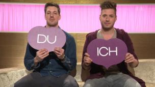 Video ««Ich oder Du» mit Frank Richter und Joël von Mutzenbecher» abspielen