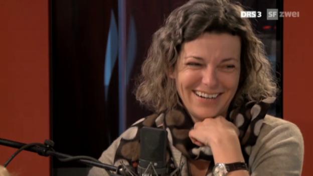 Video ««Focus»-Gast: Milena Moser, Schriftstellerin» abspielen