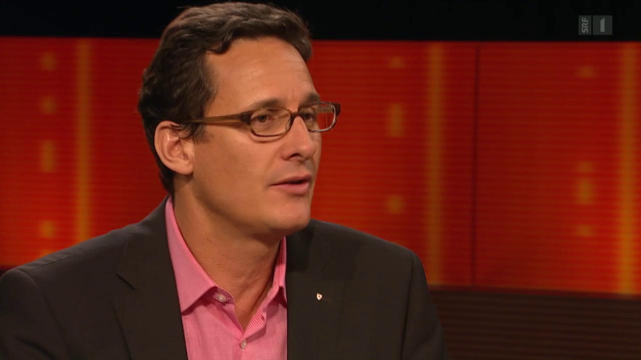 Markus Mader, Direktor Schweizerisches Rotes Kreuz, ehem. IKRK-Delegierter