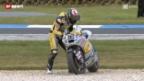 Video «Motorrad: Moto2, GP Australien» abspielen
