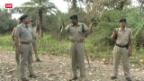 Video «Indien: Schweizer Touristin vergewaltigt» abspielen